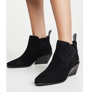 NWT✨KENZO Rider Suede Boots
